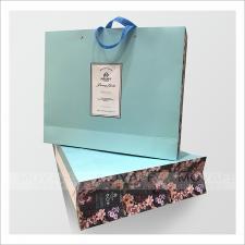 活性印花礼盒