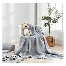 沁柔针织夏凉毯
